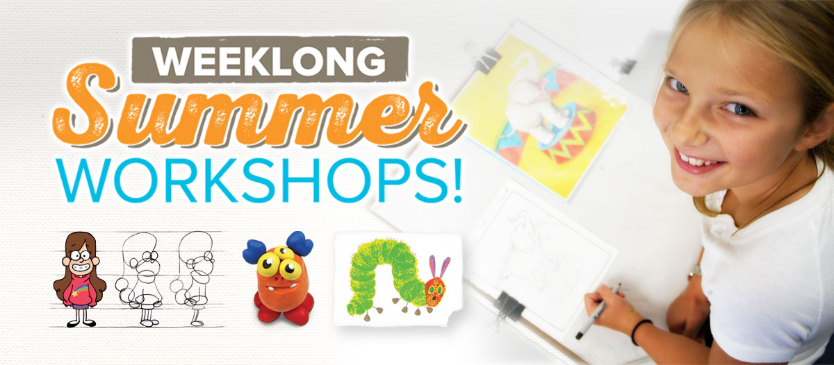"""Weeklong Summer Workshops"""