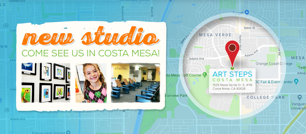 New Costa Mesa Studio